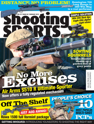Shooting Sports February 2019