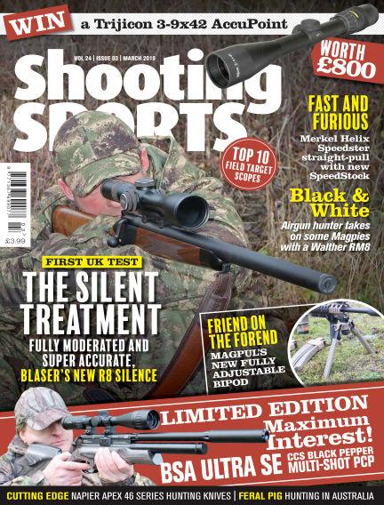Shooting Sports February 07, 2019 00:00