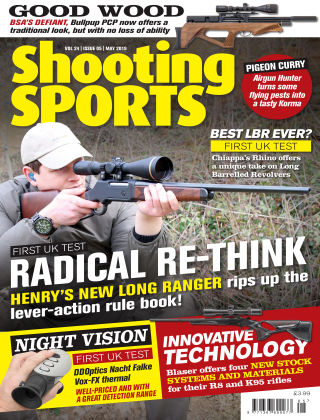 Shooting Sports May2019