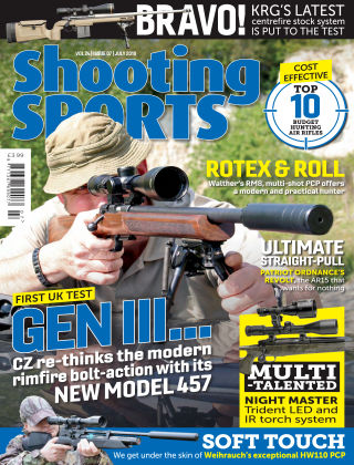 Shooting Sports July 2019