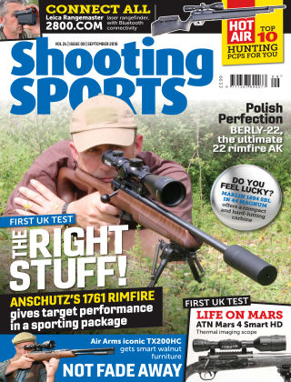 Shooting Sports SEPTEMBER2019