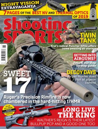 Shooting Sports November2019