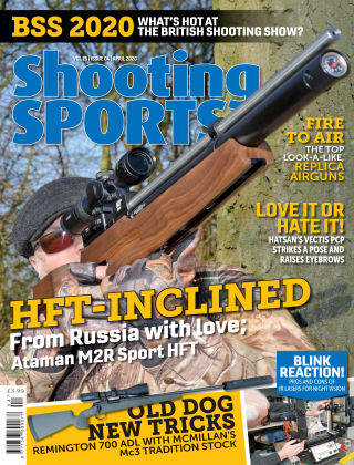 Shooting Sports APRIL