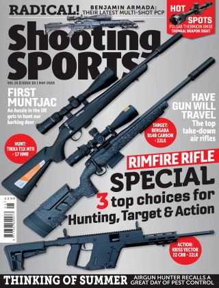 Shooting Sports MAY20