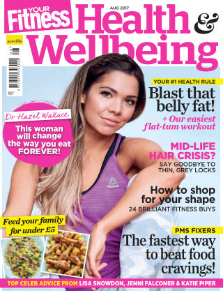 Health & Wellbeing August 2017