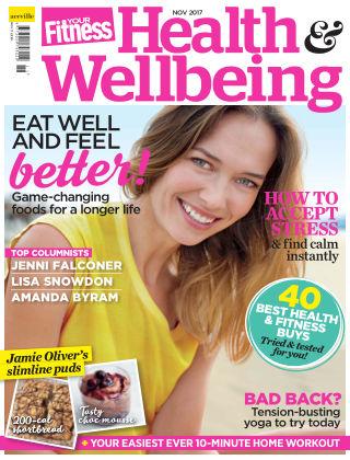 Health & Wellbeing November 2017
