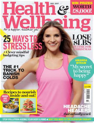 Health & Wellbeing December 2017