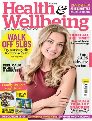 Health & Wellbeing February 2018