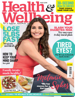 Health & Wellbeing March 2018