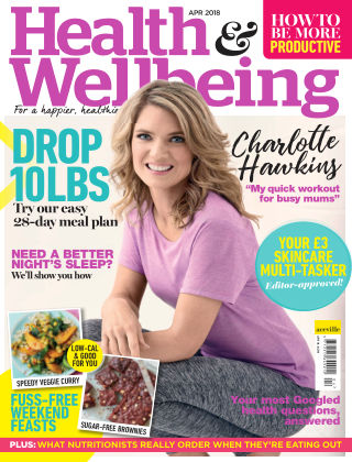 Health & Wellbeing April 2018