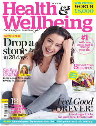 Health & Wellbeing Jul 2018