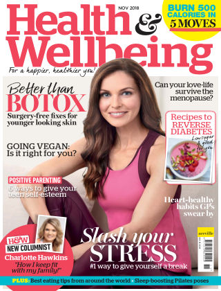 Health & Wellbeing November2018