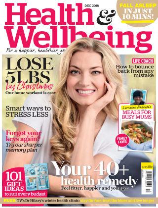 Health & Wellbeing December2018