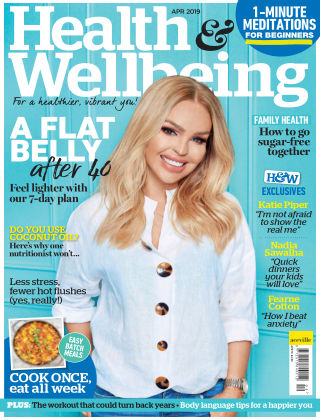 Health & Wellbeing April 2019