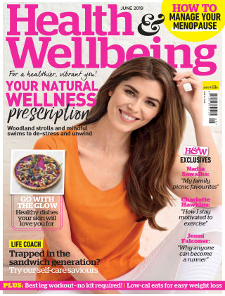 Health & Wellbeing MAY2019