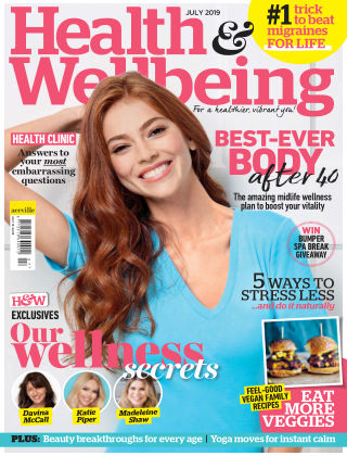 Health & Wellbeing July 2019