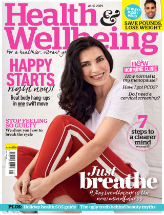 Health & Wellbeing August 2019
