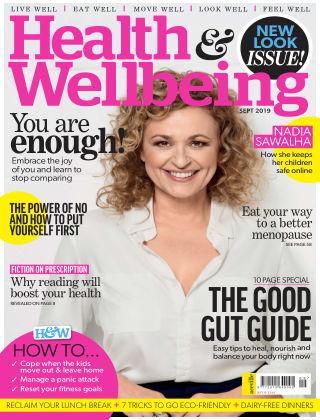 Health & Wellbeing SEPTEMBER2019