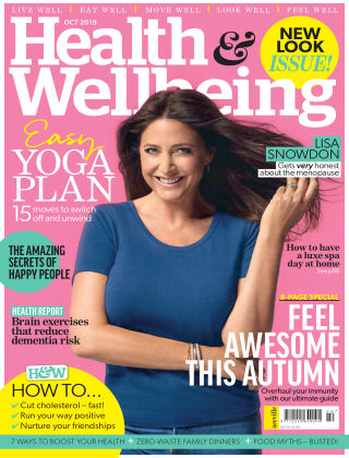 Health & Wellbeing October2019