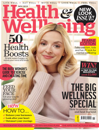Health & Wellbeing November 2019