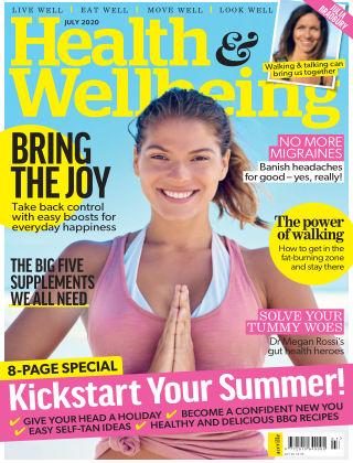 Health & Wellbeing July 2020