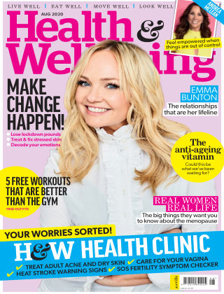 Health & Wellbeing August 2020