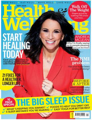 Health & Wellbeing September 2020