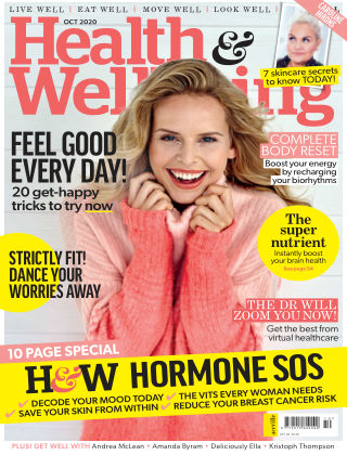 Health & Wellbeing OCT2020