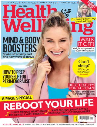 Health & Wellbeing November 2020