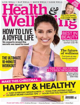 Health & Wellbeing December 2020