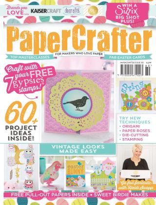 Papercrafter No.81