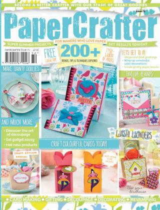 Papercrafter No.72