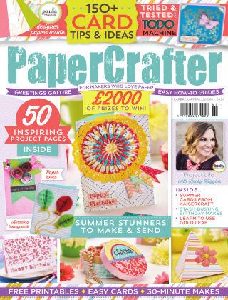 Papercrafter No. 85