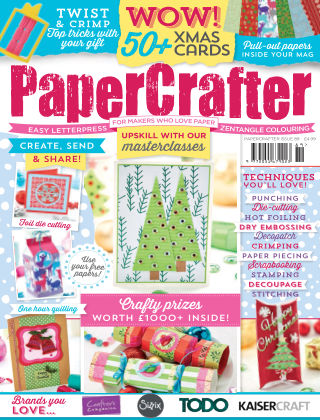 Papercrafter No.89 2015