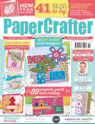 Papercrafter No.90 2015