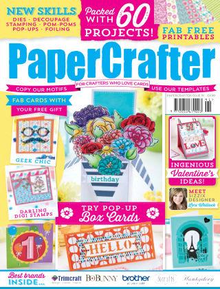 Papercrafter No.91 2016