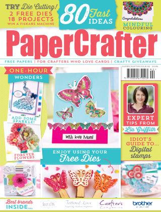 Papercrafter No.92 2016