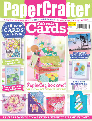 Papercrafter MAY2019
