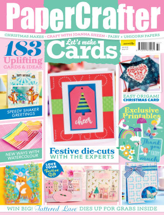 Papercrafter Issue 137