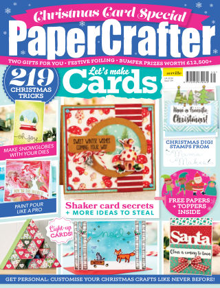 Papercrafter OCTOBER2019