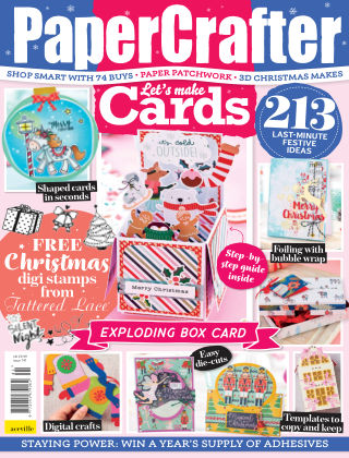 Papercrafter Issue 141