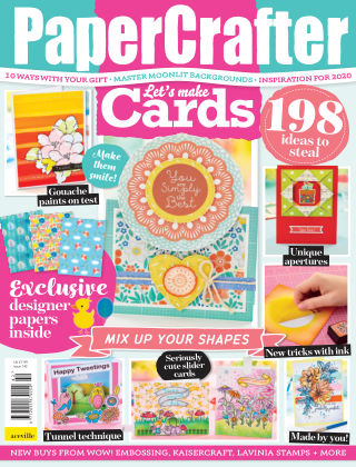 Papercrafter Issue 142