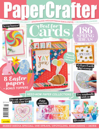 Papercrafter Issue 145