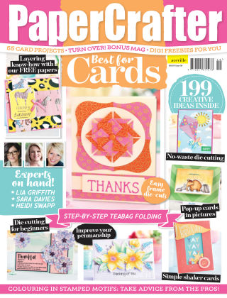 Papercrafter Issue 149