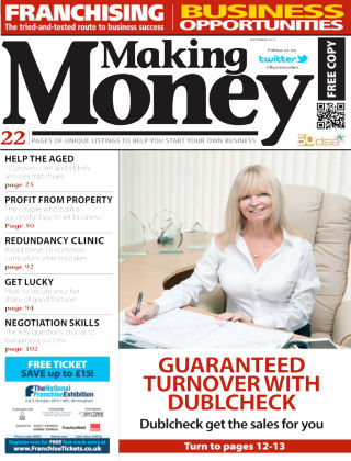 Making Money September 2015