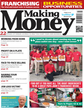 Making Money July 2016