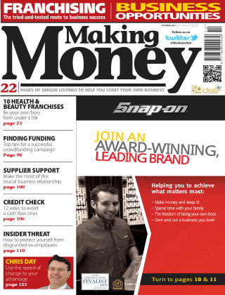 Making Money October 2015