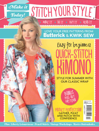 Make It Today Dressmaker! Issue 13 2016