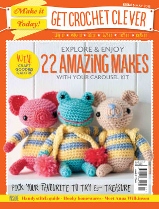 Make It Today Dressmaker! Issue 5 2015