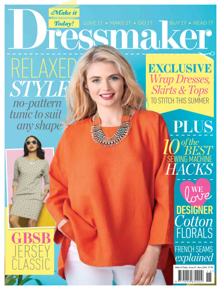 Make It Today Dressmaker! March 01, 2016 00:00